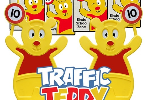 Traffic Teddy®